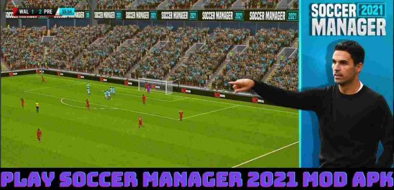 Soccer Manager 2021 MOD APK Unlimited Credits/Money