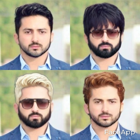 Faceapp pro apk hairstyles and colors