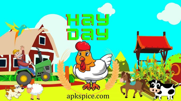 Hay Day MOD APK Latest Version (Unlimited Diamonds/ Coins/ Seeds)