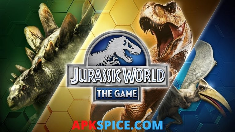 Jurassic World The Game MOD APK (unlimited money, Shopping Free) 2021